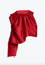 Load image into Gallery viewer, Festive Cropped drawstring top