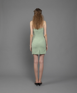 Alice Ruche Dress