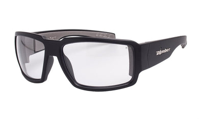 SAFETY BOOGIE CLEAR - Bomber Eyewear Nz