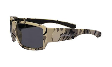 Boogie Safety - Smoke Camo - Bomber Eyewear Nz
