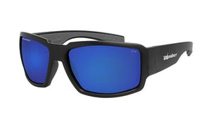 Boogie Polarised Blue Mirror - Bomber Eyewear Nz
