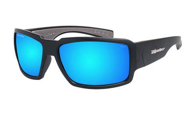 Boogie Polarised Ice Blue Mirror - Bomber Eyewear Nz