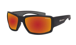 Boogie Polarised Red Mirror - Bomber Eyewear Nz