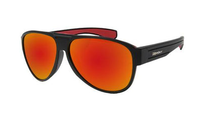 Beer Red Mirror - Bomber Eyewear Nz