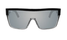 Load image into Gallery viewer, BUZZ Safety - Polarized Silver Mirror Crystal - Bomber Eyewear Nz