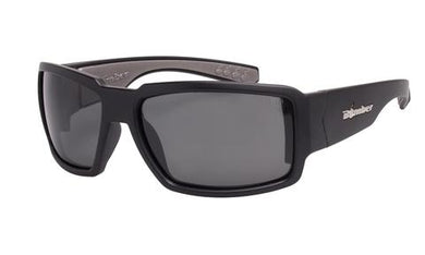 Boogie Polarised Black Safety - Bomber Eyewear Nz