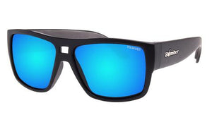 Irie Polarised Ice Blue Mirror - Bomber Eyewear Nz