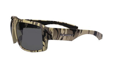 Mega Safety - Smoke Camo - Bomber Eyewear Nz