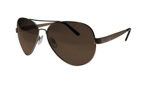 Strange - Polarized Brown Copper - Bomber Eyewear Nz