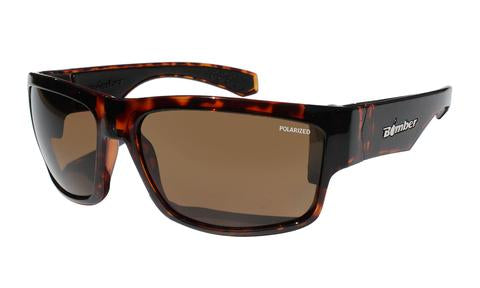 Tiger Tortoise Polarized - Bomber Eyewear Nz