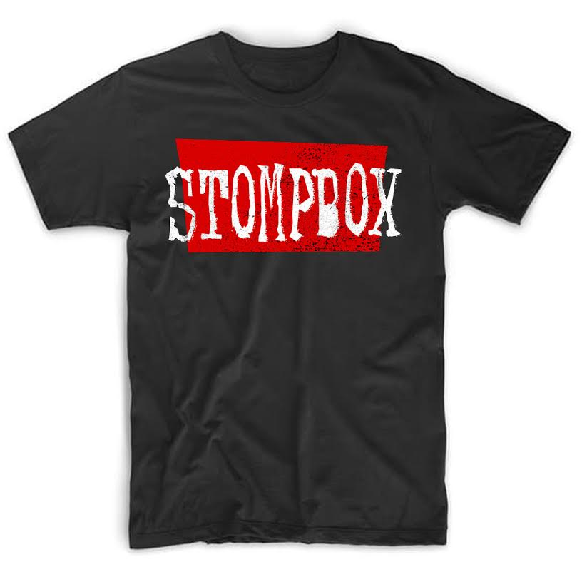 Stompbox - Stress Logo T-Shirt