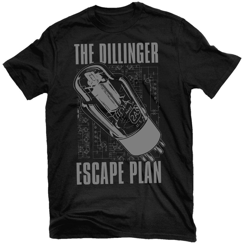 The Dillinger Escape Plan T-Shirt Relapse Records