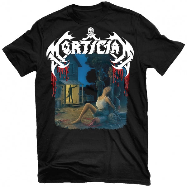 Mortician - Chainsaw Dismemberment T-Shirt