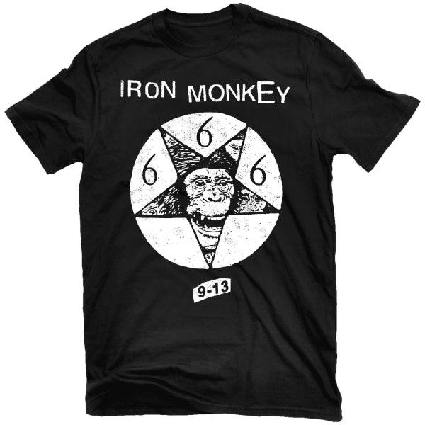 Iron Monkey - 9-13 T-Shirt