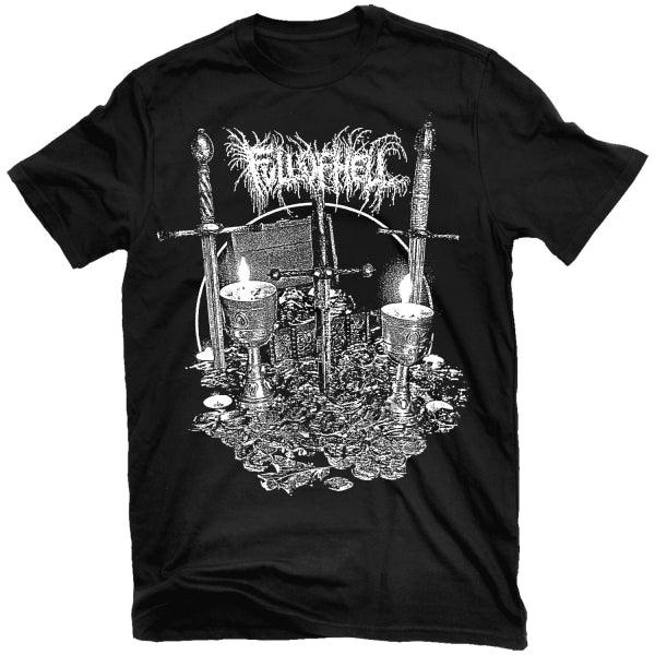 Full Of Hell - Burning Myrrh T-Shirt