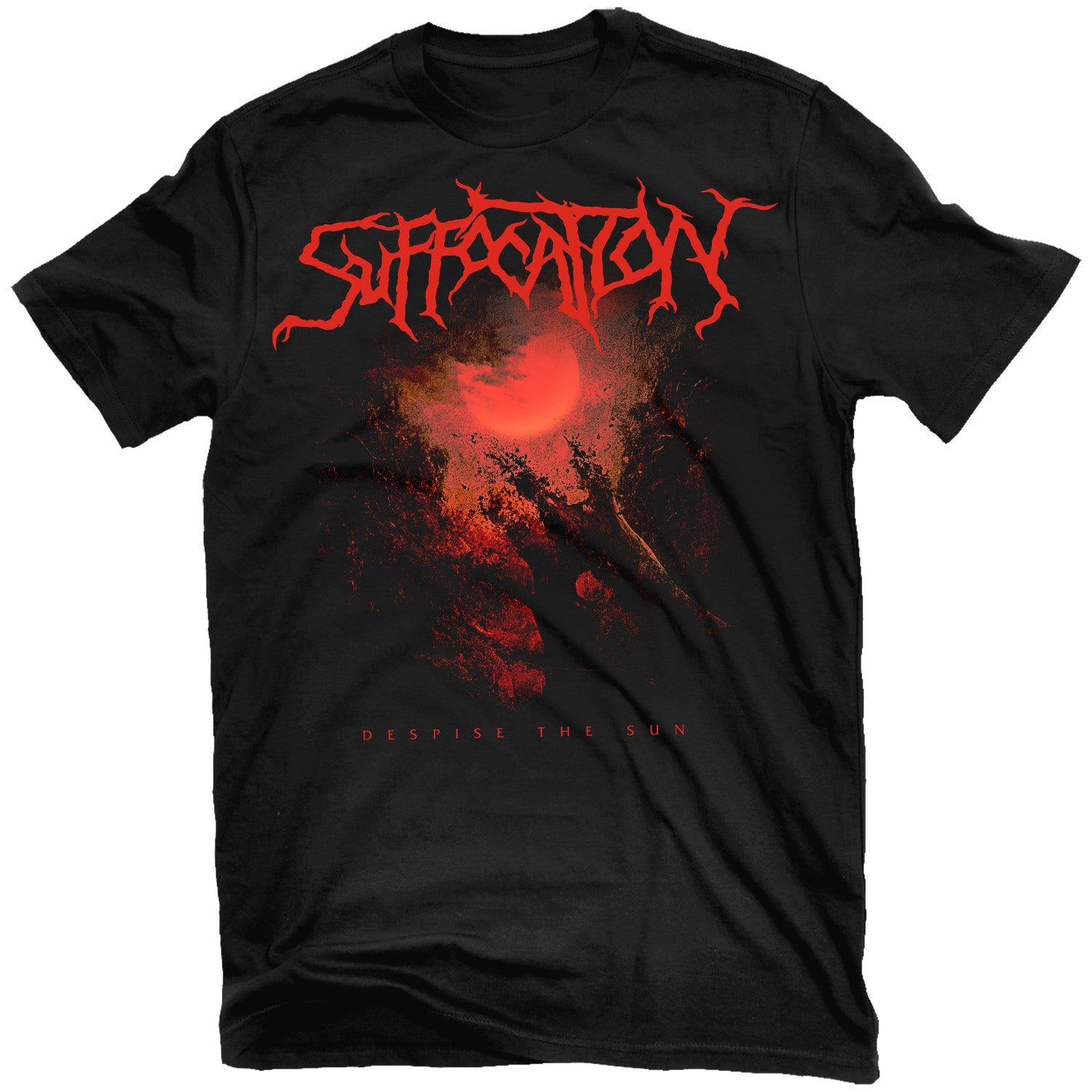 Suffocation Despise The Sun T-Shirt Relapse Records