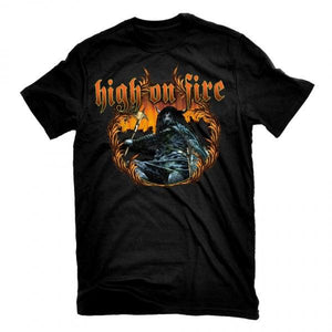 High On Fire - Surrounded By Thieves T-Shirt