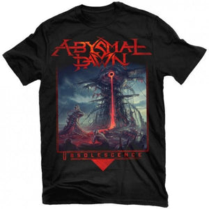 Abysmal Dawn - Obsolescence T-Shirt