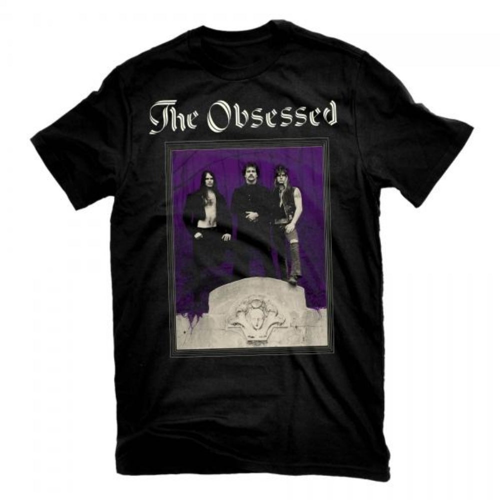 The Obsessed band T-Shirt Relapse Records