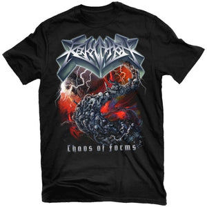 Revocation - Chaos Of Forms T-Shirt