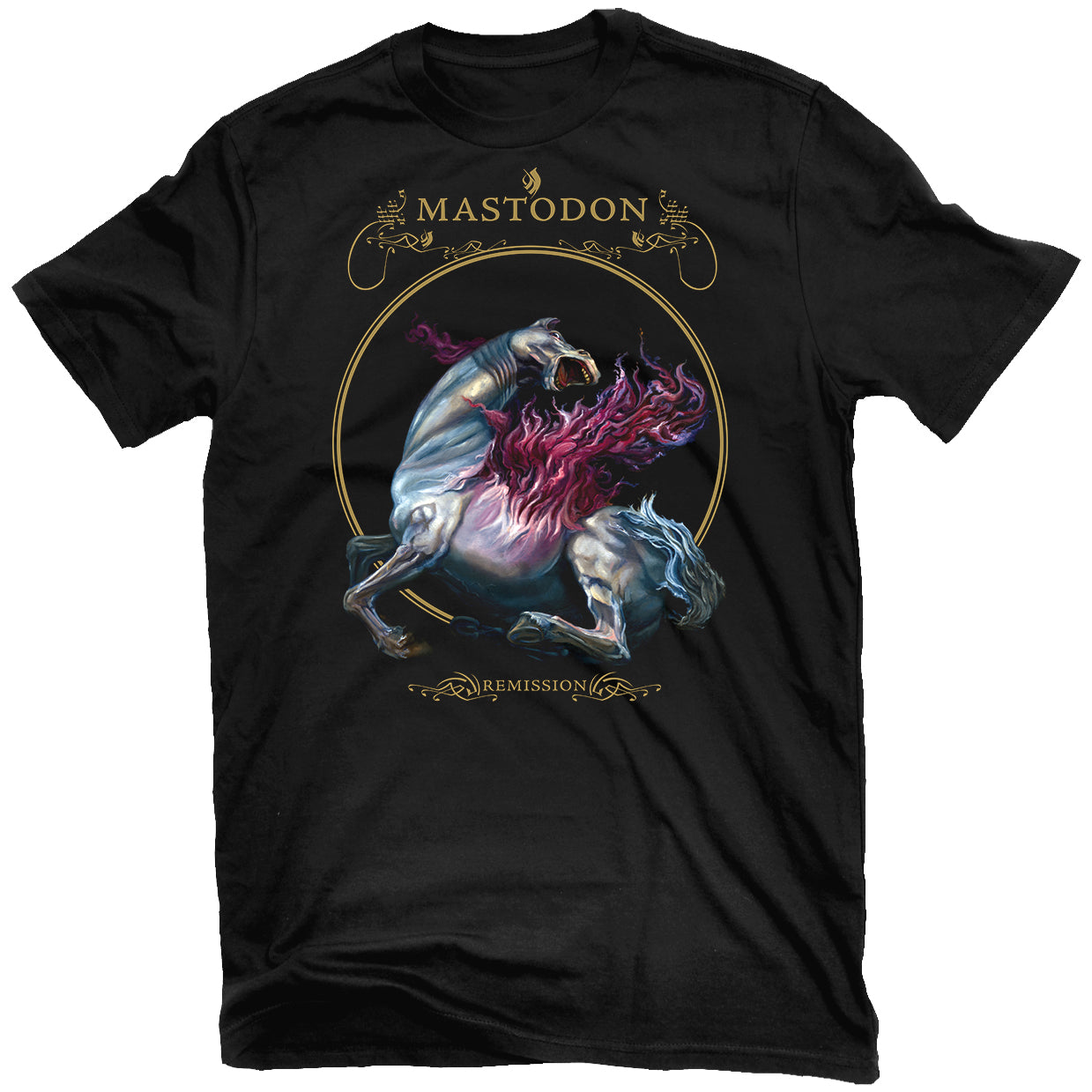 Mastodon - Remission T-Shirt
