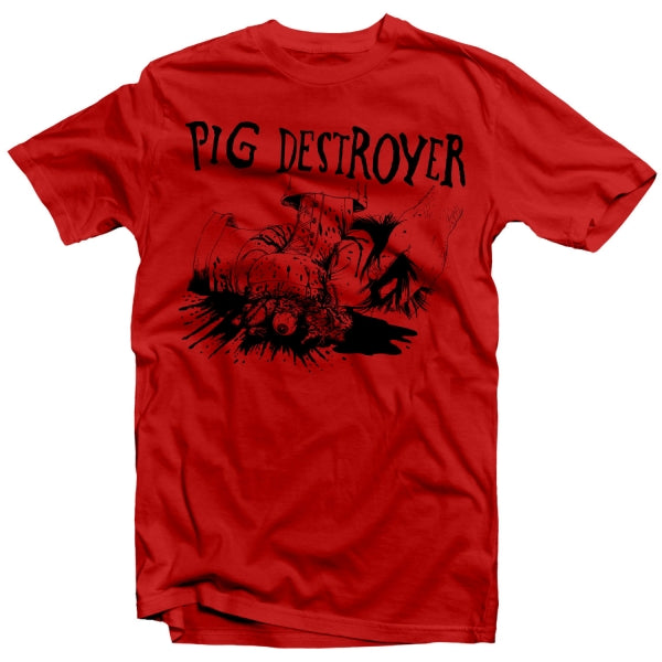 Pig Destroyer - 38 Counts Of Battery T-Shirt