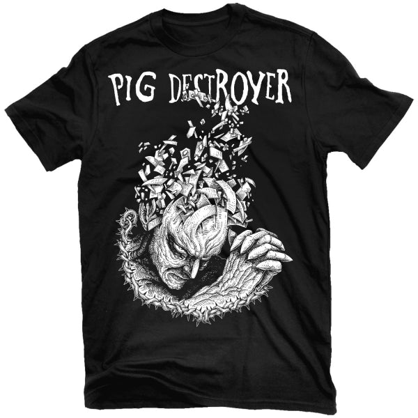Pig Destroyer - Jef Whitehead Design T-Shirt