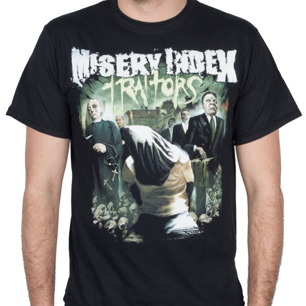 Misery Index - Traitors T-Shirt