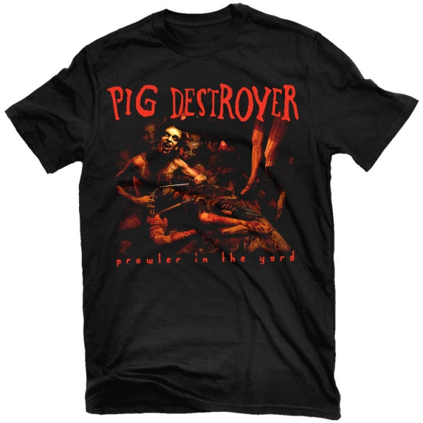 Pig Destroyer - Prowler In The Yard T-Shirt