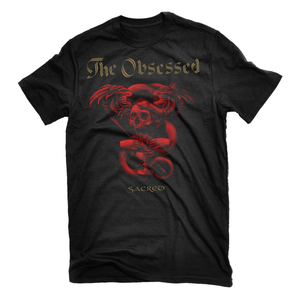 The Obsessed Sacred band T-Shirt Relapse Records