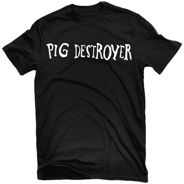 Pig Destroyer - Logo T-Shirt