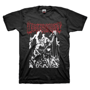Devourment - Barbarrian (2 Color w/Back) T-Shirt