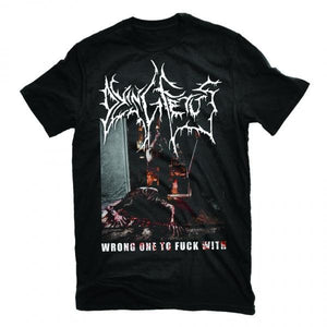 Dying Fetus -  Wrong One To Fuck With T-Shirt