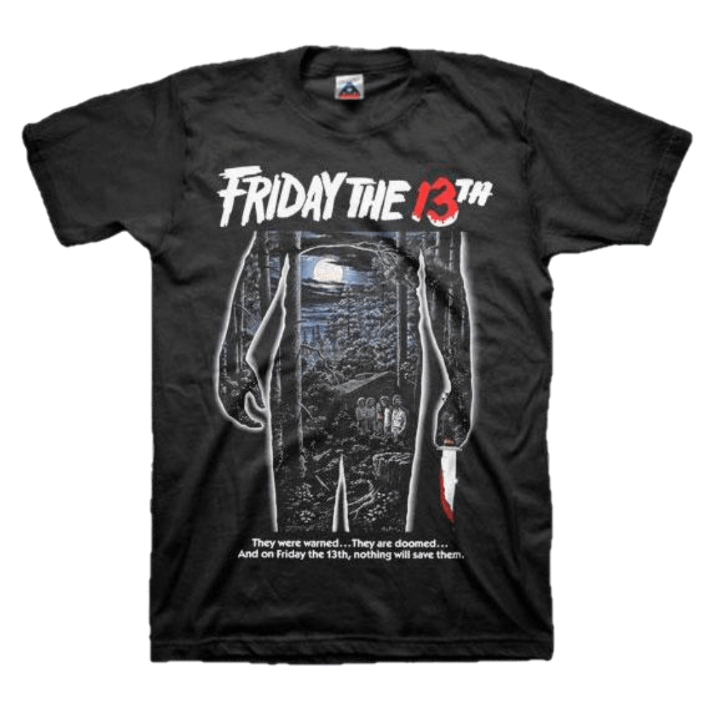 Friday The 13th - Friday The 13th T-Shirt