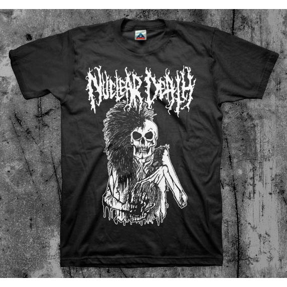 Nuclear Death - Nuclear Ned T-Shirt