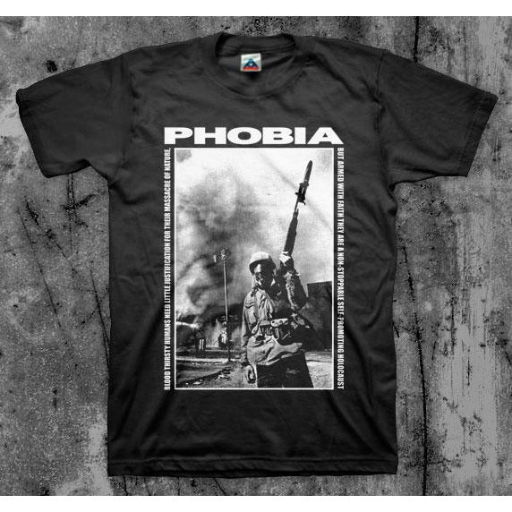 Phobia - Soldier T-Shirt