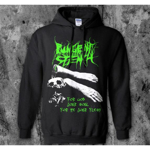 Pungent Stench - For God Your Soul...For Me Your Flesh Hoodie Sweatshirt