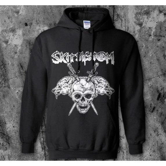 Skit System - Wolves And Daggers Hoodie Sweatshirt