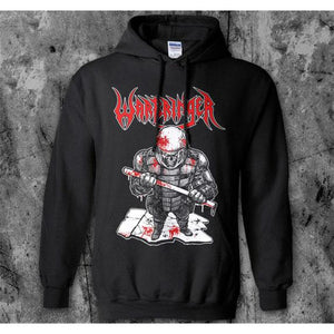Warbringer - Remain Violent Hoodie Sweatshirt