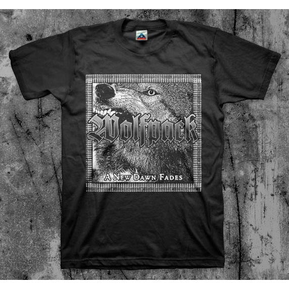 Wolfpack - A New Dawn Fades T-Shirt