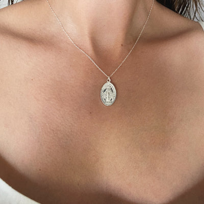 Guadalupe Necklace