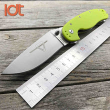 Load image into Gallery viewer, Utility Outdoor Camping Survival Pocket Knife EDC Tools