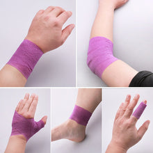 Load image into Gallery viewer, Safety Self Adhesive Elastic Bandage Non-woven Fabric