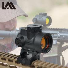 Load image into Gallery viewer, Red Dot Sight Optic Trijicon With Low and Ultra High QD Mount fit 20mm Rail