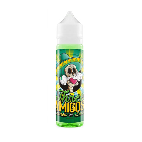 Three Amigo - Lemon n Lime 50ml
