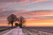 Load image into Gallery viewer, 'A December Dawn, Thorney Dyke' by Bob Davis