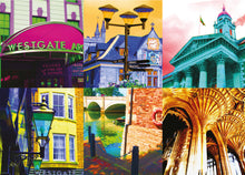 Load image into Gallery viewer, Peterborough Montage 1 - Card