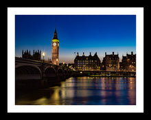Load image into Gallery viewer, Big Ben by Paul Saunders