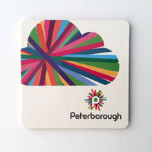 Load image into Gallery viewer, Peterborough memories range: Coaster set 6 (modern)