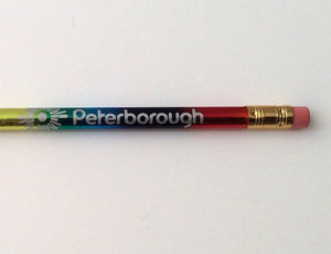 Peterborough memories range: Pencil set (3)